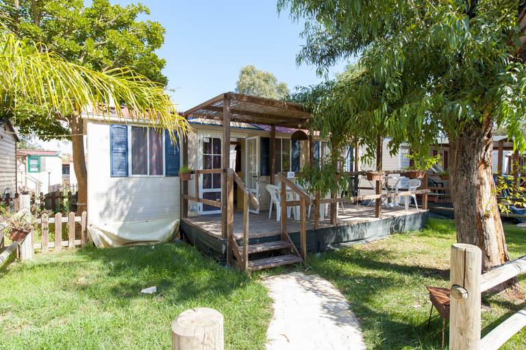 Casa vacanze vicino al mare sicilia - Casa mobile marina Sporting Club Village Mazara del Vallo