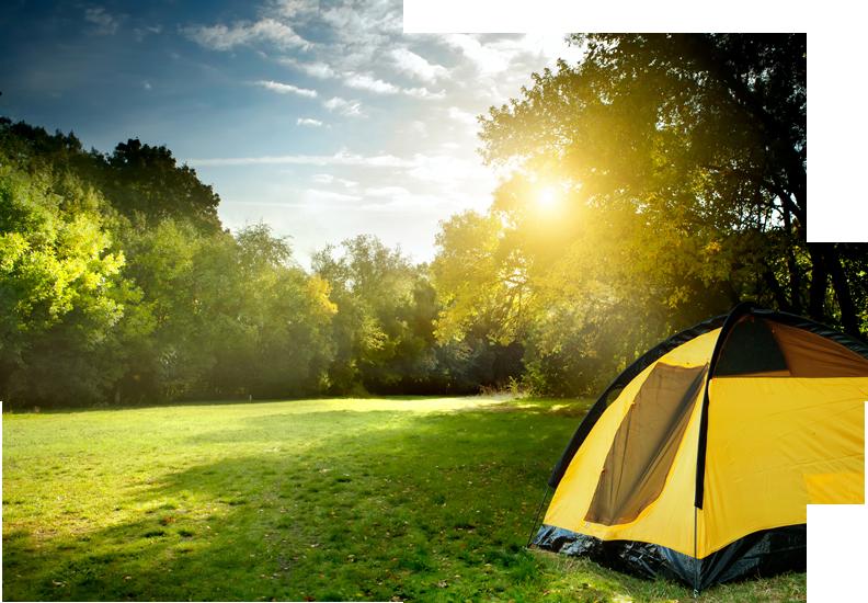 tenda camping campeggio sul mare - Sporting club Village Mazara del Vallo