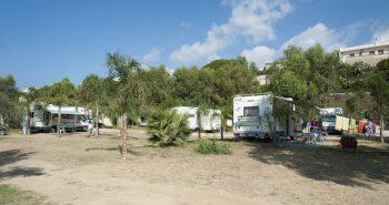 camping con area camper e caravan - Sporting Club Village Mazara del Vallo
