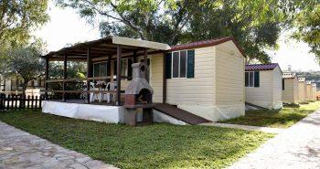 esterno casa mobile marina - b&b sul mare sicilia- sporting club village mazara del vallo