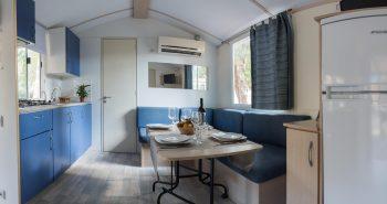 soggiorno casa mobile marina - b&b sul mare sicilia- sporting club village mazara del vallo