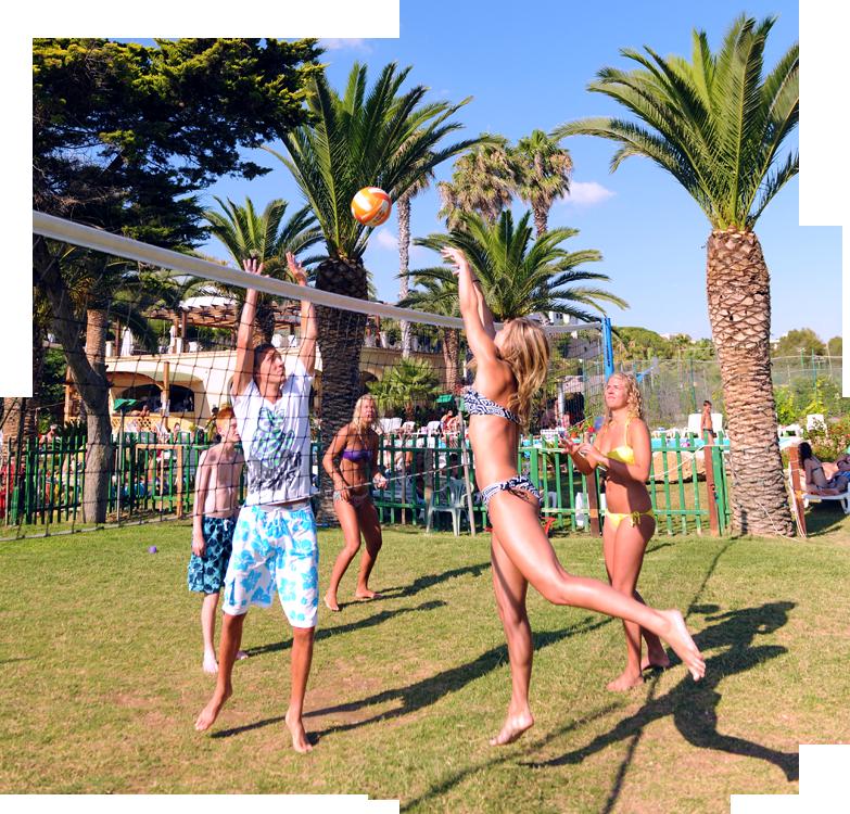 Sport campeggio pallavolo vacanze sicilia - Sporting Club Village Mazara del Vallo